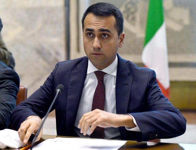 Luiđi di Majo osudio prijedlog o pokretanju procedure EU protiv Italije