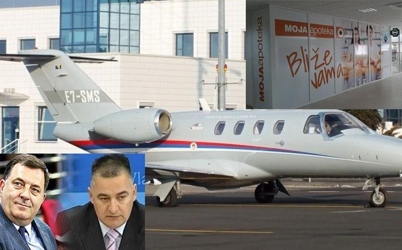 Spustili avione, a podigli lanac apoteka – Čija je -Moja apoteka-?