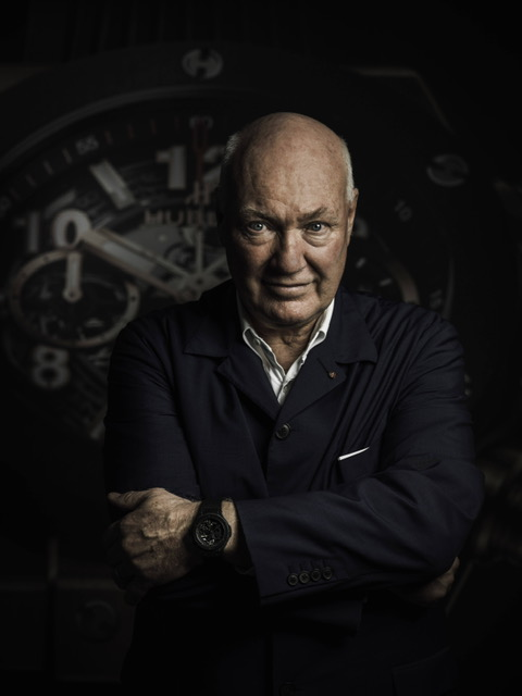 Legendarni čelnik Tag Heuera i Hublota Jean-Claude Biver dolazi na Weekend