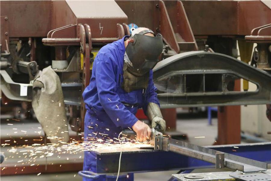 U Evropskoj uniji smanjena industrijska proizvodnja
