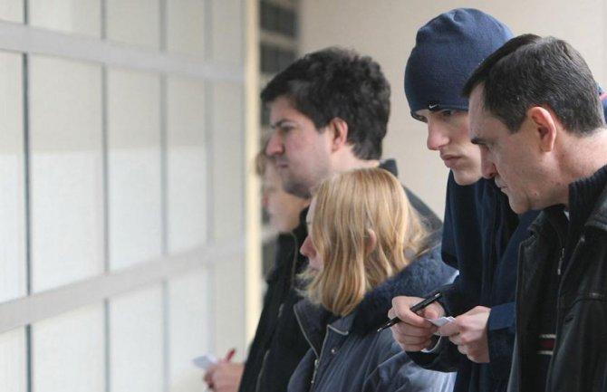 Pad stope nezaposlenosti u Srbiji