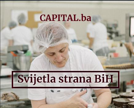 """Brošura projekta """"Svijetla strana BiH"""""""