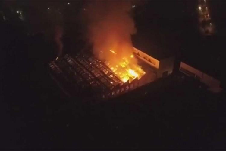 """Šehovac: Sumnja da su radnici iz Zenice izazvali požar u """"Energoinvestu"""""""