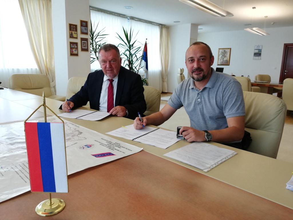 Pumpe na autoputu gradi firma SNSD-ovog Đorđa Kojića