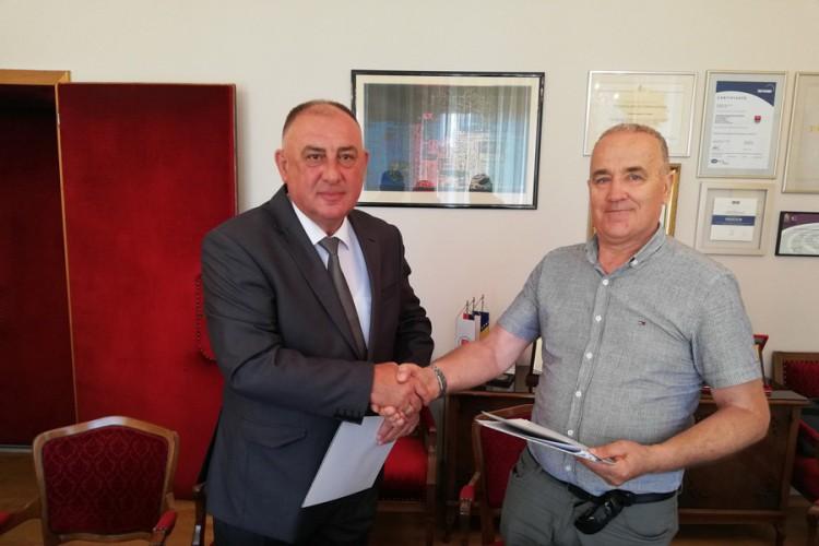 Travnička fabrika obuće pokreće poslovanje u Prijedoru