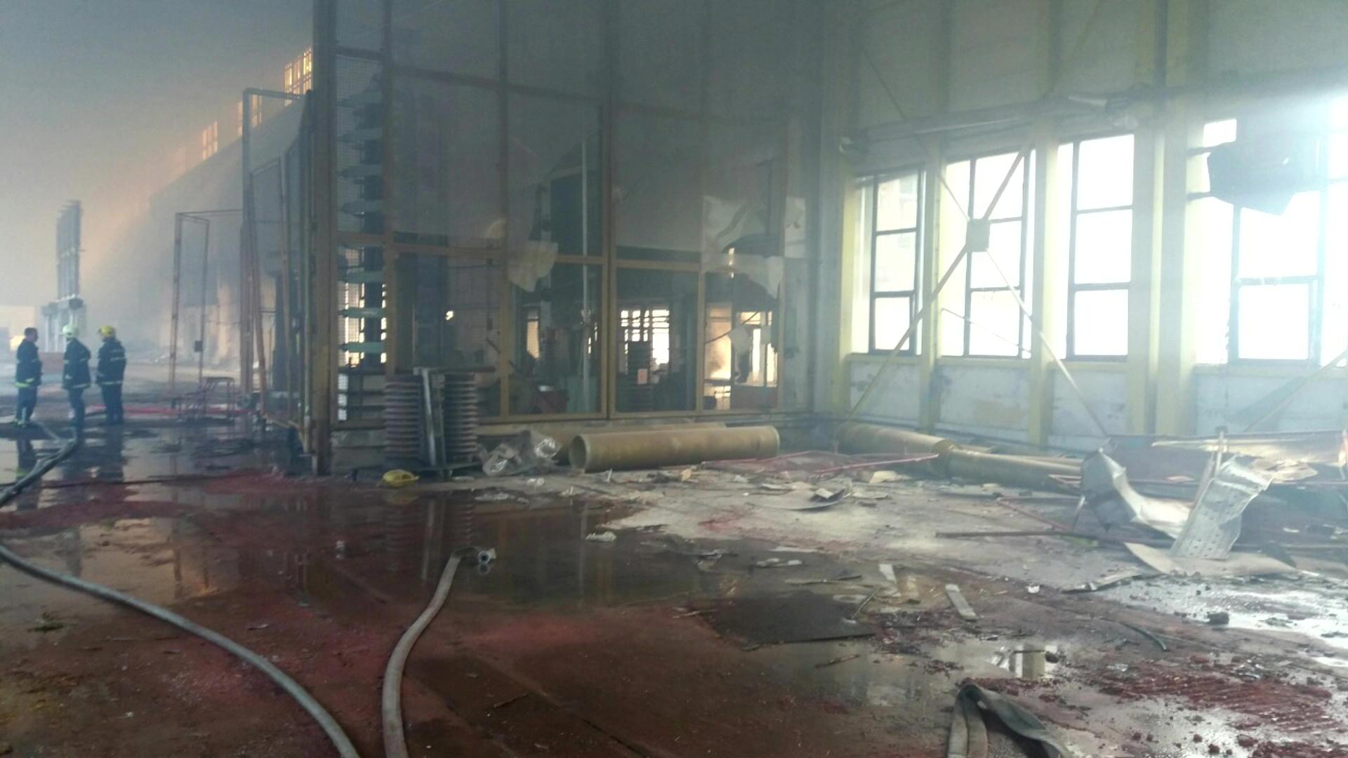 """""""Elektroinženjering"""": Požar u RAOP-u nije podmetnut"""