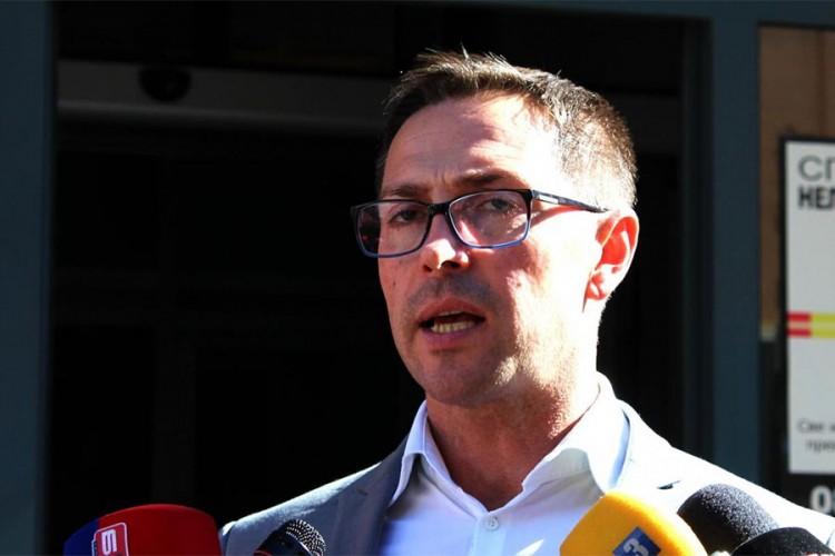 Kovačević: Nije dogovoren termin sastanka sa prevoznicima i špediterima