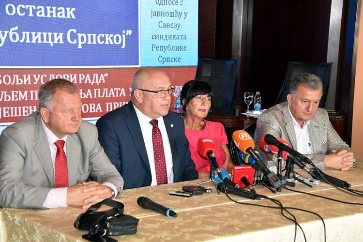 Savez sindikata: RS ima prostora za novi rast plata