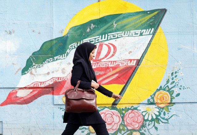 Iran uveo sankcije američkoj fondaciji