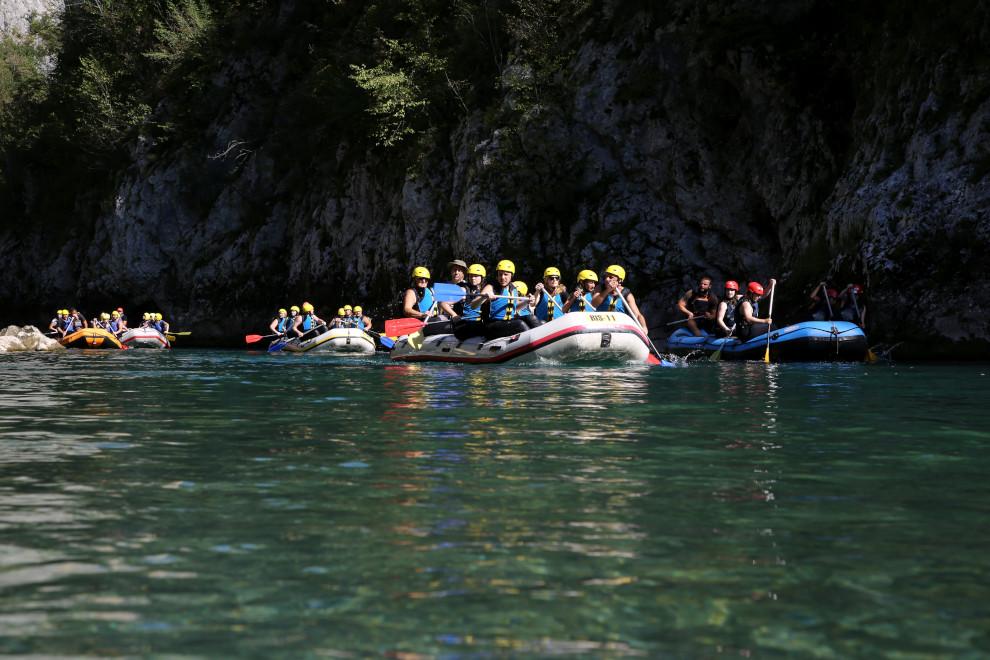 Rafting Tarom: Kako je 20 kilometara puta riješilo međudržavni problem