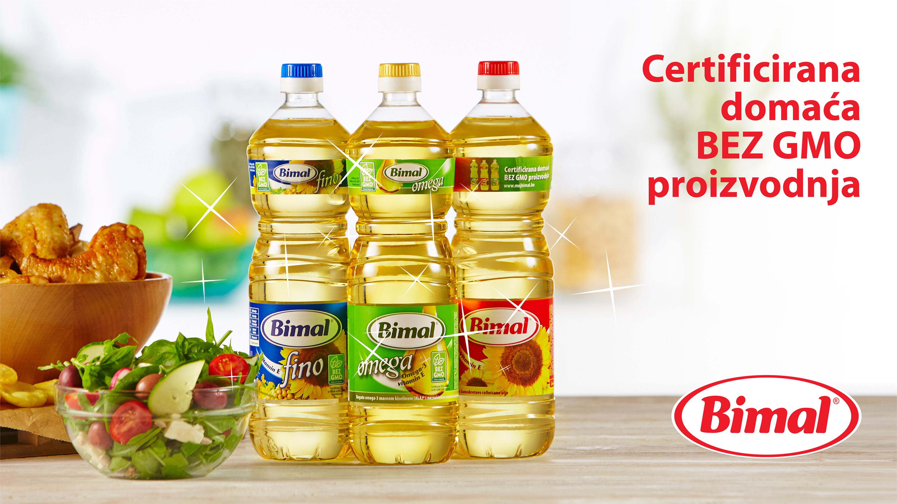 BIMAL proizvodi garantovano BEZ GMO