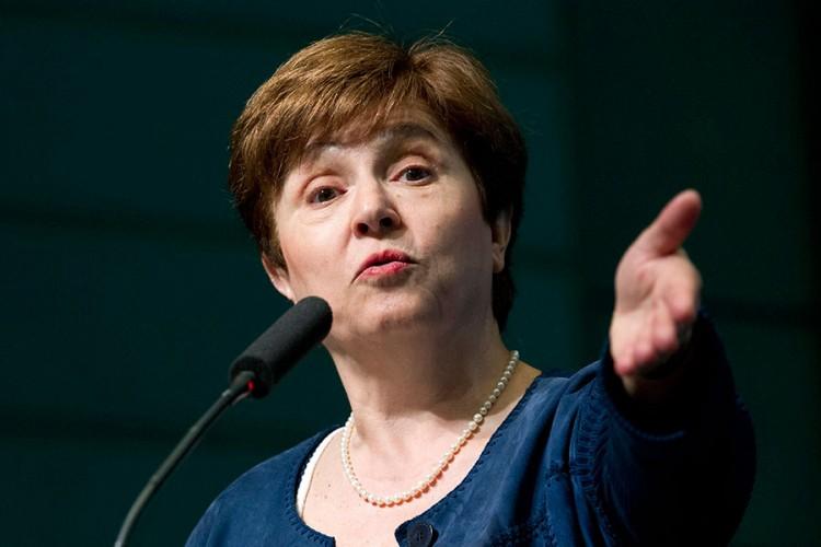 Kristalina Georgijeva nova direktorka MMF-a