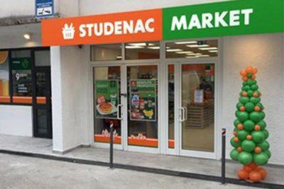 """Trgovački lanac """"Studenac"""" ubrzano se širi Istrom i Dalmacijom"""