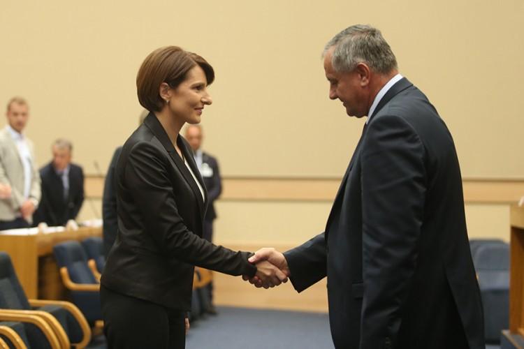 Suzana Gašić zvanično ministar u Vladi RS