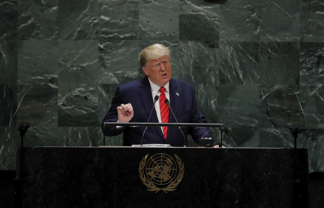 Iranu prijetnje, Ukrajina ostala bez američke pomoći