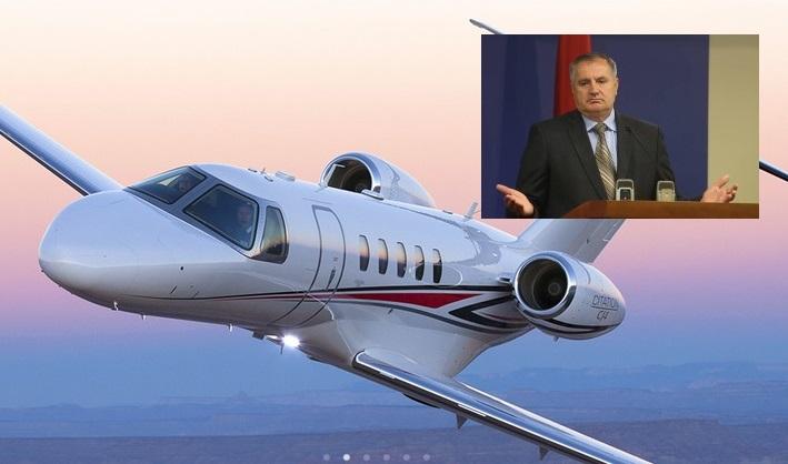 Višković bez odgovora da li je i ko letio avionom u vrijeme zabrane