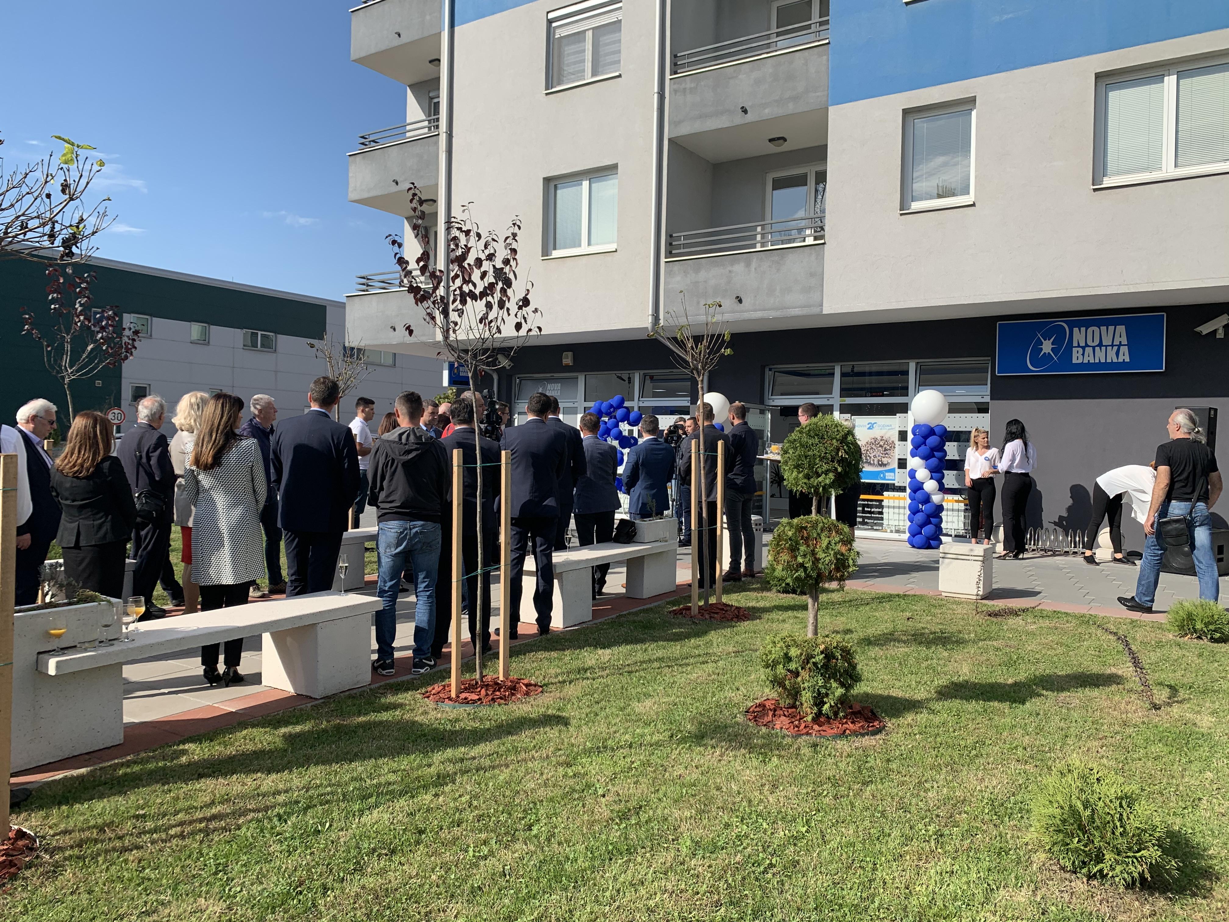 Ozvaničen rad Agencije Doboj TC na novoj lokaciji u Doboju