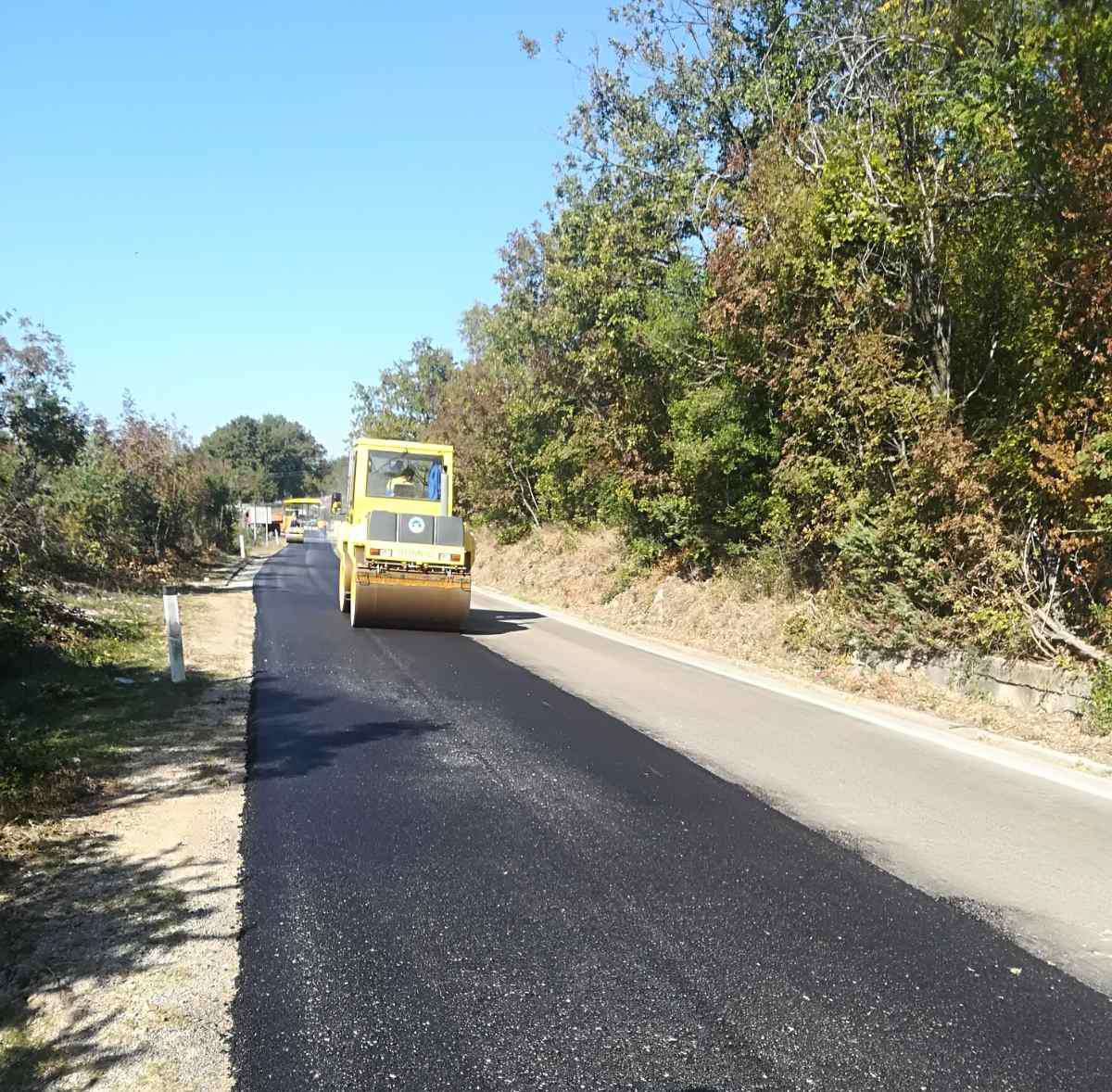 Počeli pripremni radovi za obnovu puta Trebinje-Ljubinje