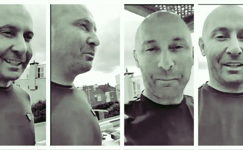 Gačanin prijeti novinaru Žurnala (VIDEO)