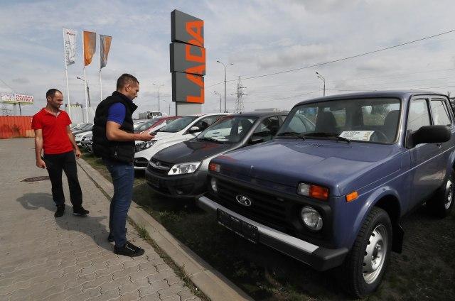 Lada u sporijoj traci: Najveći pad prodaje ruskog proizvođača za tri godine
