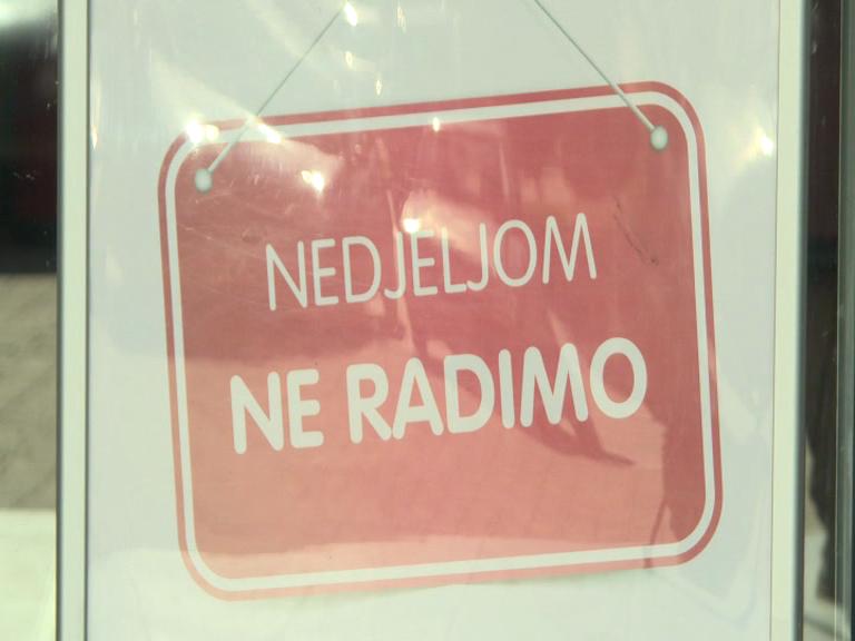 Neradna nedjelja za trgovce u BiH i dalje je samo san