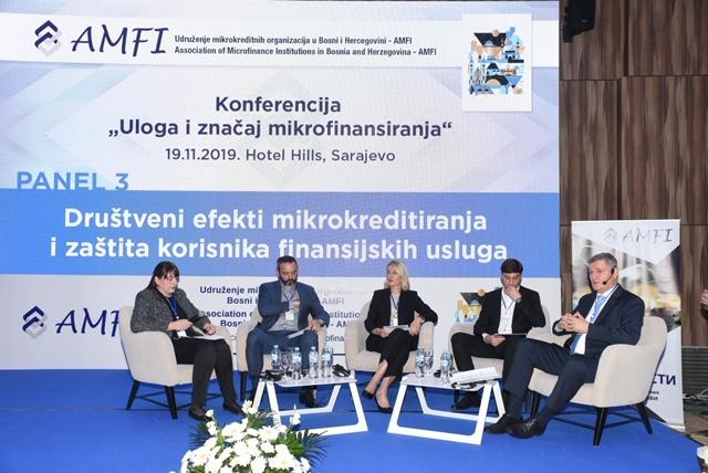 Mikrokreditni sektor značajan partner privredi i stanovništvu u BiH