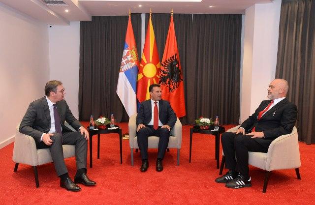 Šta je dogovoreno na sastanku u Ohridu?