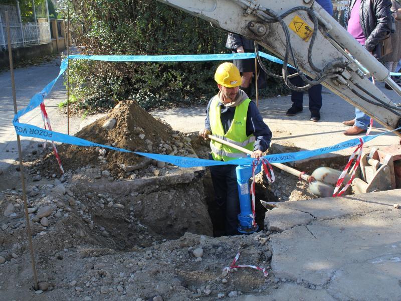 Produžen rok tendera za projekte vodovodne infrastrukture