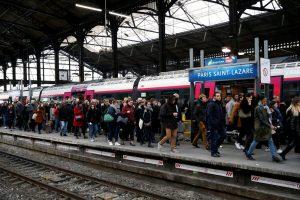 željeznica francuska