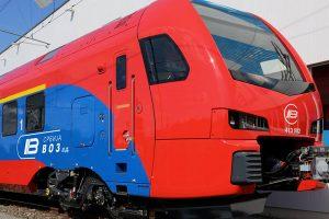 srbija voz Beograd Zvornik