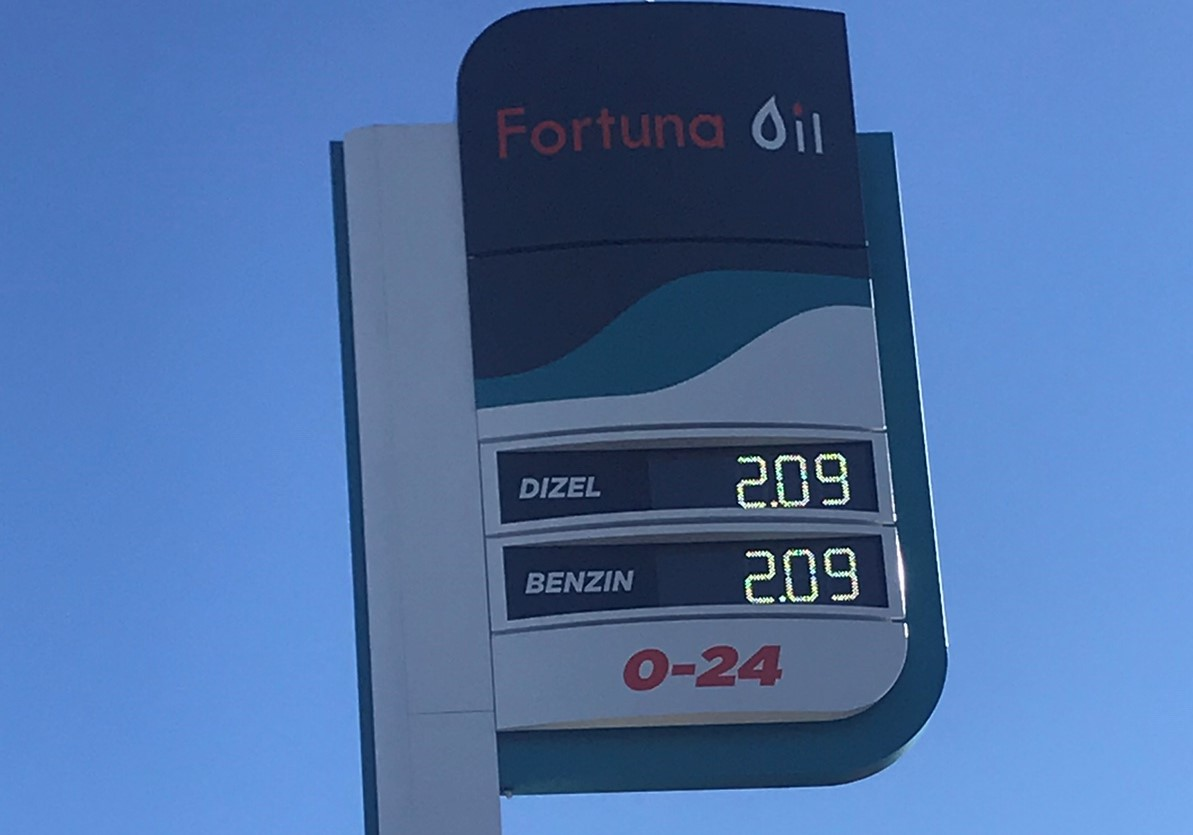fortuna oil