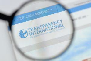 transparency internatonal TI BIH