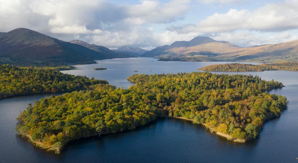 Škotska prodaje ostrvo
