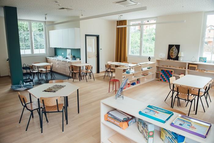Školarina u prvoj privatnoj osnovnoj školi