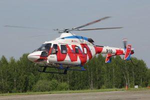 helikopter MUP