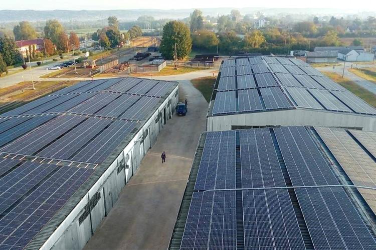 solarana elektrana