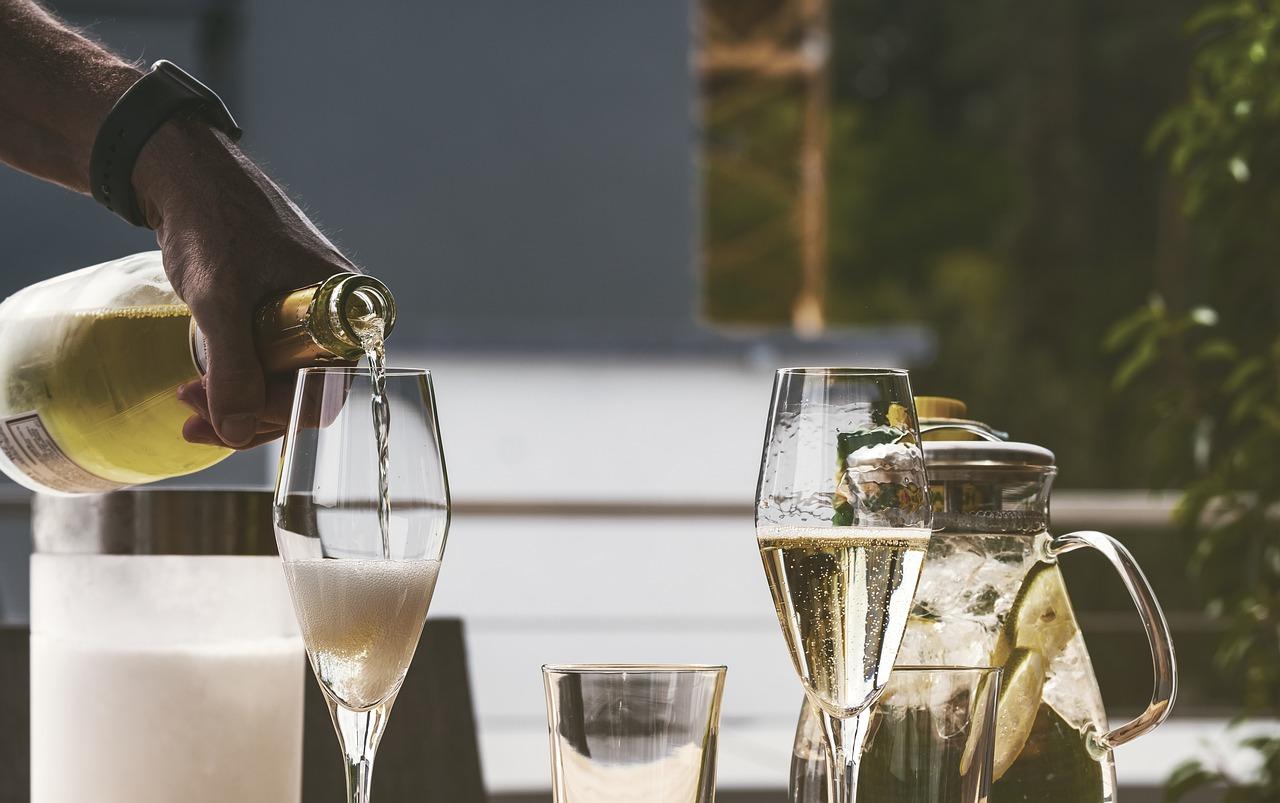 prodaja šampanjca