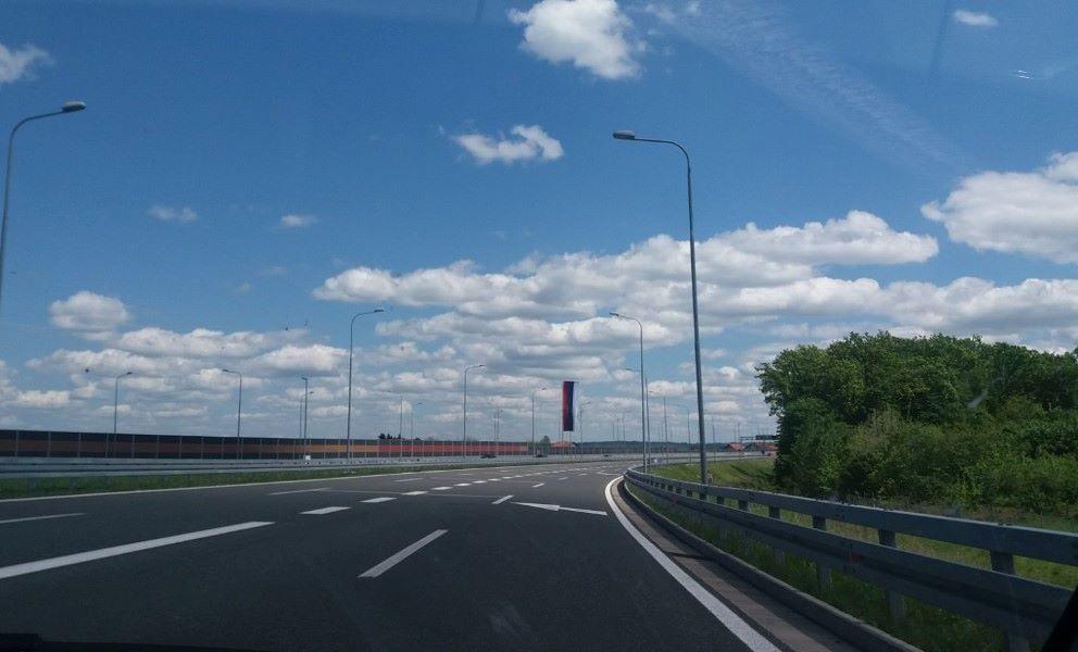 autoput vukosavlje rača