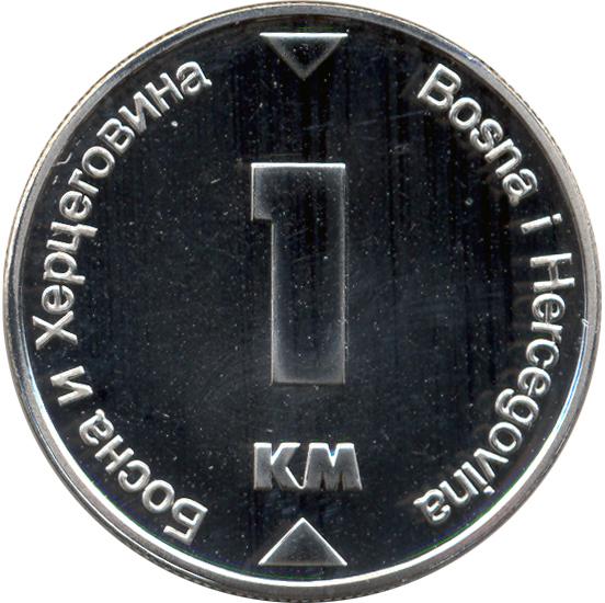 23 godine domaće valute - 1 KM