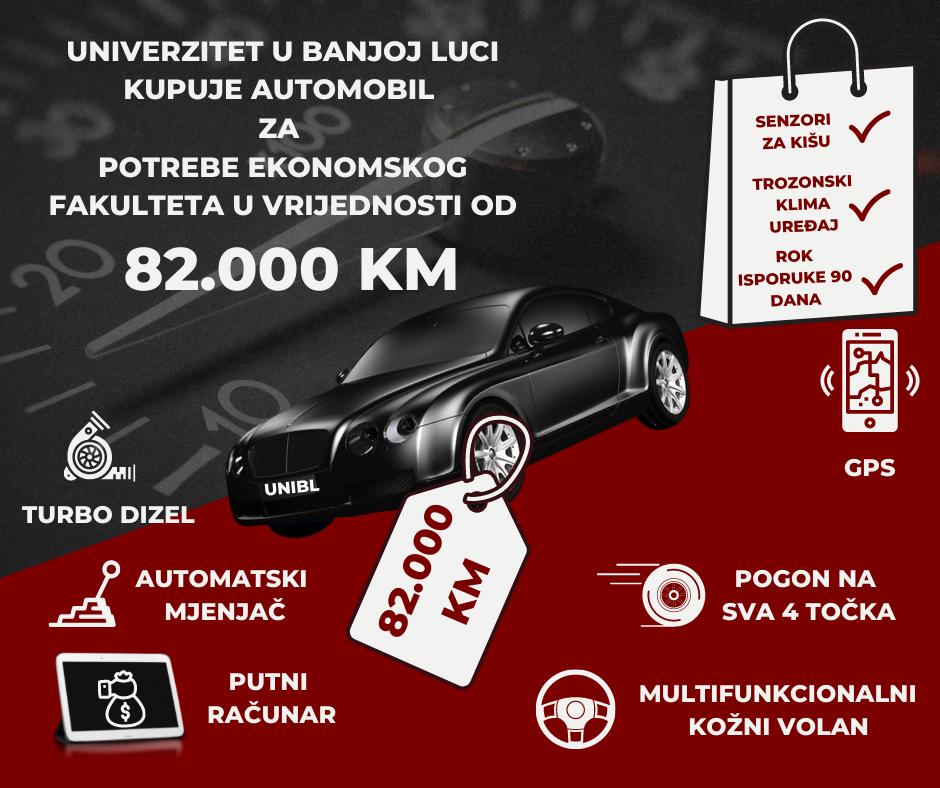 Univerzitetu Banjaluka