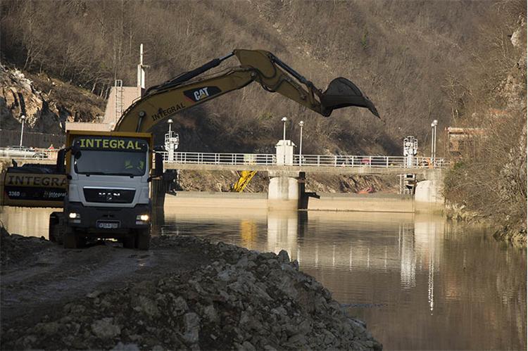 Hidroelektrane na Vrbasu