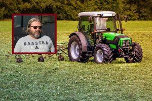 stari traktor