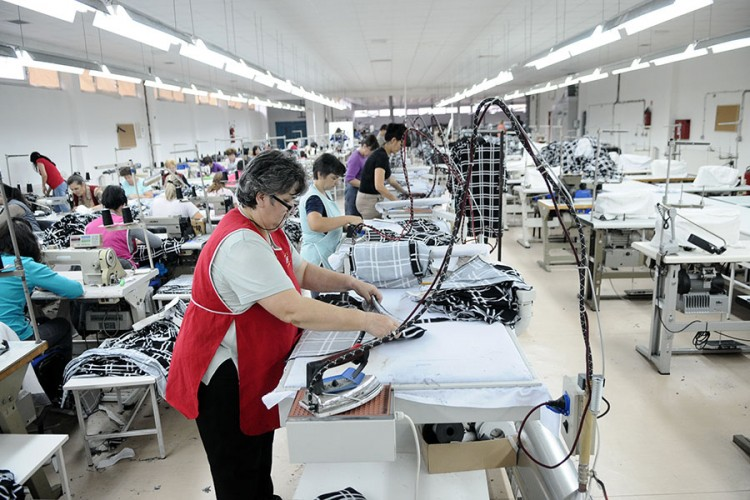tekstilne industrije