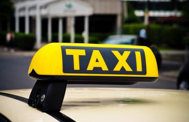 leteće taksije
